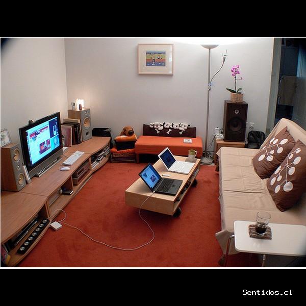 Habitaciones multifuncionales la mejor soluci n para - Habitaciones en espacios reducidos ...