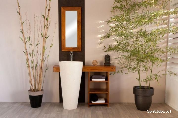 Cuartos de baño Feng Shui