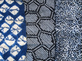 Shibori: la técnica de teñido que marca tendencia en decoración para 2014 y 2015